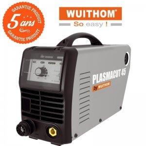 Découpeur PLASMA  45 - WUITHOM