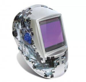 MASQUE DE SOUDEUR LCD SPACEVIEW  5-9 / 9-13  - GYS