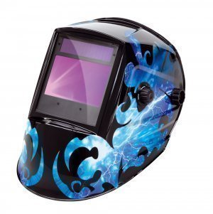 MASQUE DE SOUDEUR LCD ZEUS 5-9 / 9-13 G COSMIC  - GYS
