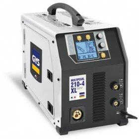 Poste à souder MIG - MULTIPEARL 210-4 XL - GYS - NEW