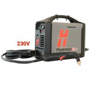 PLASMA POWERMAX 45 XP - 230V-  HYPERTHERM - NEW MODELE