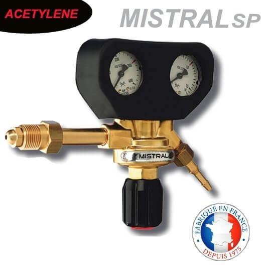 Détendeur capoté -  ACETYLENE - MISTRAL SP - TLS -