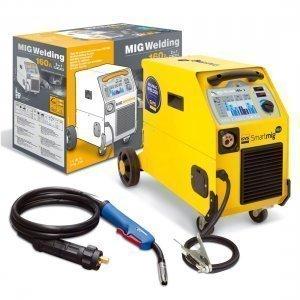 Poste de soudure MIG SMARTMIG 162   160A 230V - 2 EN1  - GYS