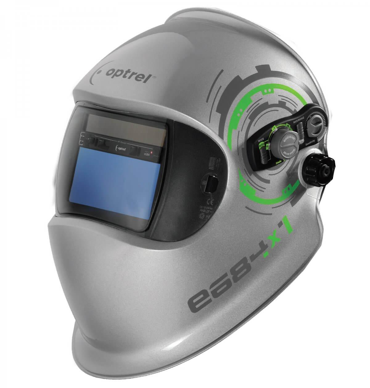 Masque de soudeur OPTREL E684