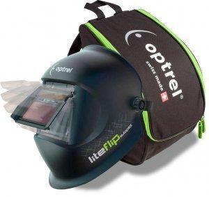 Masque de soudeur LITEFLIP AUTOPILOT - OPTREL + Sac de transport