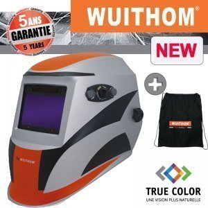 Masque de soudeur LCD NEOPRO 7451-TC - TRUE COLOR - WUITHOM - GARANTIE 5ANS