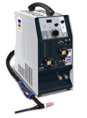 Poste de soudure TIG 200 L AC/DC à REFROIDISSEMENT LIQUIDE - GYS - NEW MODELE