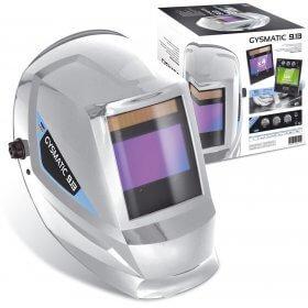 Masque de soudeur LCD GYSMATIC 9-13 - GYS