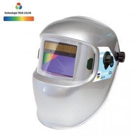Masque de soudeur PROMAX  LCD 9-13G - SILVER - TRUE COLOR - GYS