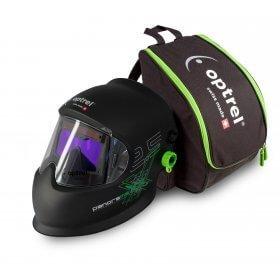 Masque de soudeur OPTREL PANORAMAXX 5-13 + Sac de transport