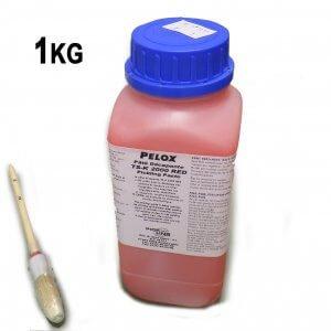 DECAPANT INOX PELOX TS-K 2000 RED - PATE GEL - 1KG