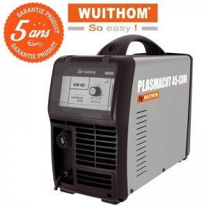 Découpeur PLASMA  45 Compresseur - WUITHOM - GARANTIE 5ANS