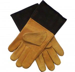 Gants cuir souple EXTRA spécial Tig - GYS