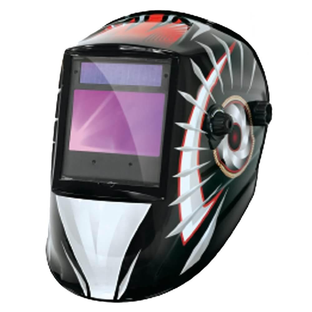 Masque de soudeur LCD ZEUS 5-9 / 9-13 G TRUE COLOR - INDIAN  - GYS
