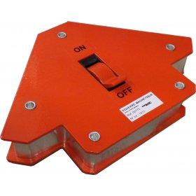 EQUERRE MAGNETIQUE avec intérrupteur marche/arret - Epaisseur 26 mm - Côté 114mm