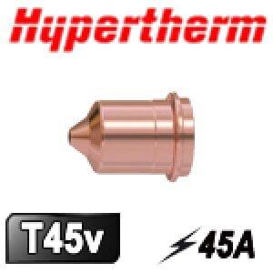 5 Buses de torche Plasma T45v - 45A - manuel - Hypertherm
