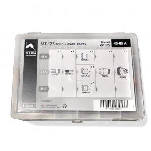 Coffret consommables plasma 45A / 65A / 85A torche MT-125