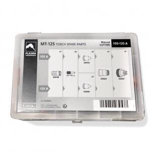 Coffret consommables plasma 105A / 125A torche MT-125