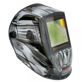Masque de soudeur LCD ALIEN TRUE COLOR XXL