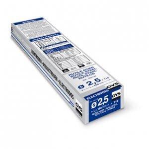 Demi etui de 110 électrodes acier rutiles - GYS