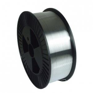 Bobine de fil plein  D 200 mm - GALVA - D 0,6 - 5 kg
