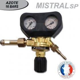 Détendeur capoté -  Azote/Gaz neutre - MISTRAL SP - TLS -