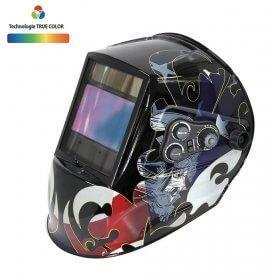 Masque de soudeur LCD ERGOTECH  5-9 / 9-13 G  TRUE COLOR - DREAM  - GYS