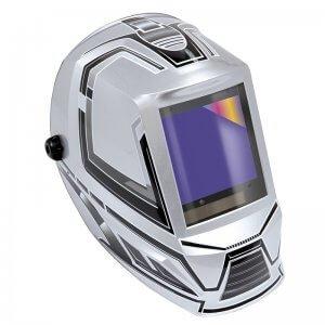 Masque de soudeur LCD GYSMATIC TRUE COLOR XXL