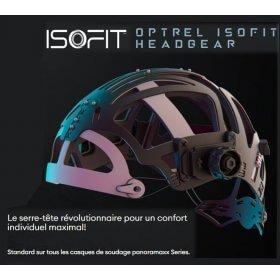 Serre-tête ajustable IsoFit -  OPTREL
